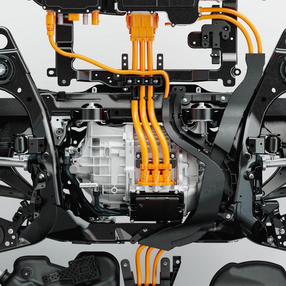 匹配更大容量的電池組,後軸的電動馬達亦將最大功率提升為 145hp,這讓T8 P...