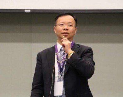 紫陽復健科診所院長陳至淳。 圖/陳至淳院長 提供