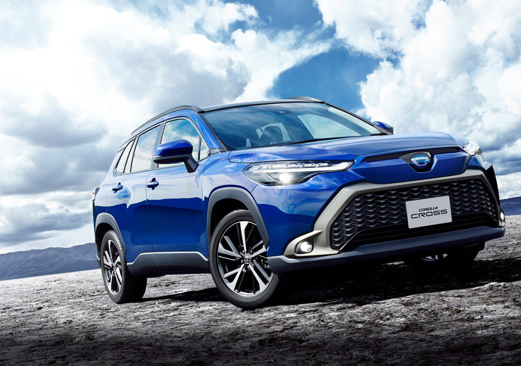 日規Toyota Corolla Cross正式發表。 摘自Toyota