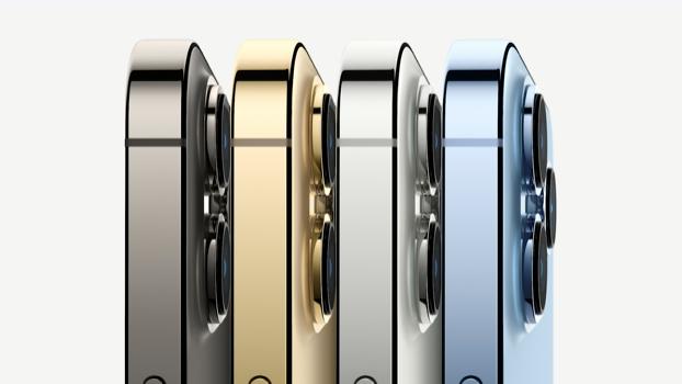 iPhone 13 Pro系列。圖擷自蘋果官網