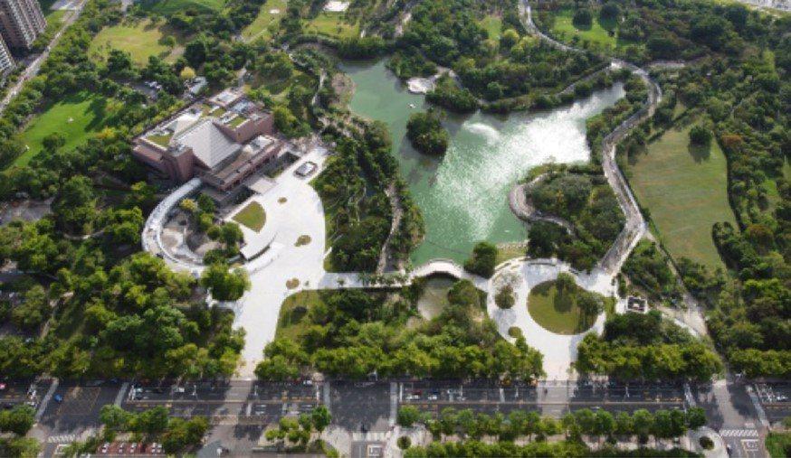 北高高機能的美術館園區,高機能、高品質的環境讓市民轉向北高居住、休閒消費。 高雄...