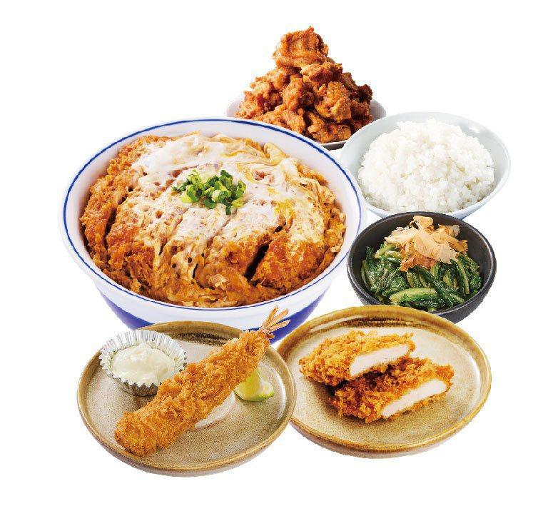 小家庭推薦「饗套餐」,限定價688元,2人吃恰恰好,3人分享也剛好。業者/提供