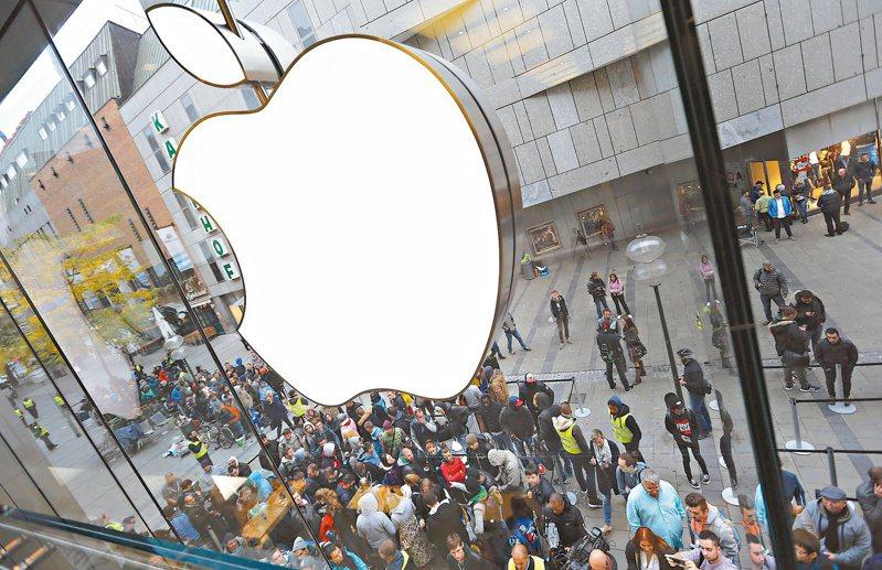蘋果公司14日(台灣時間15日凌晨1時)將舉行秋季發表會。(美聯社)