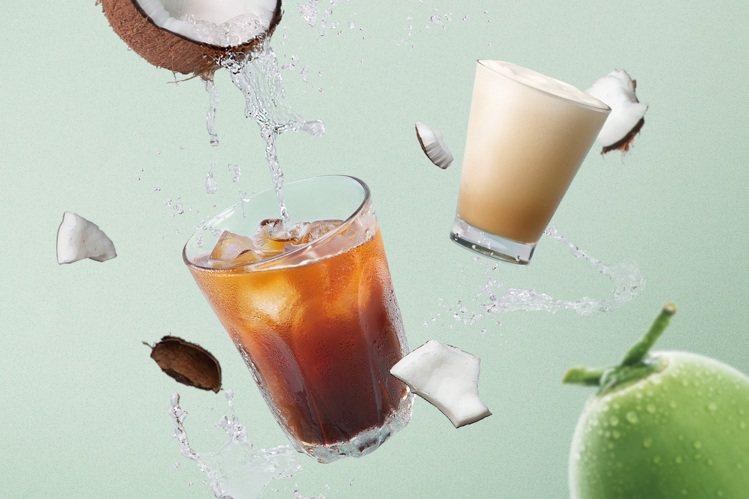 路易莎推出「生椰美式」、「生椰拿鐵」兩款南洋風十足的新咖啡,搭上世界正夯的椰潮。...