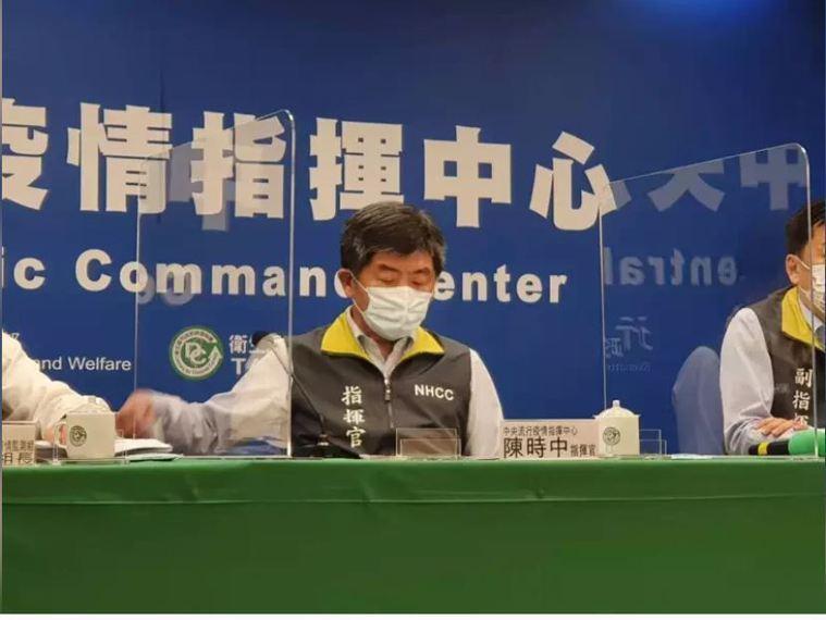 BNT校園接種同意書昨回收,指揮官陳時中說,施打意願很高。記者楊雅棠/攝影