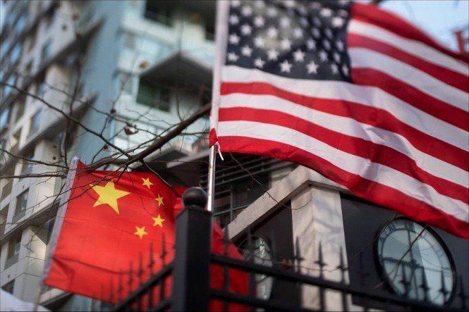 美中科技戰,讓全球產業鏈轉變。圖/法新社