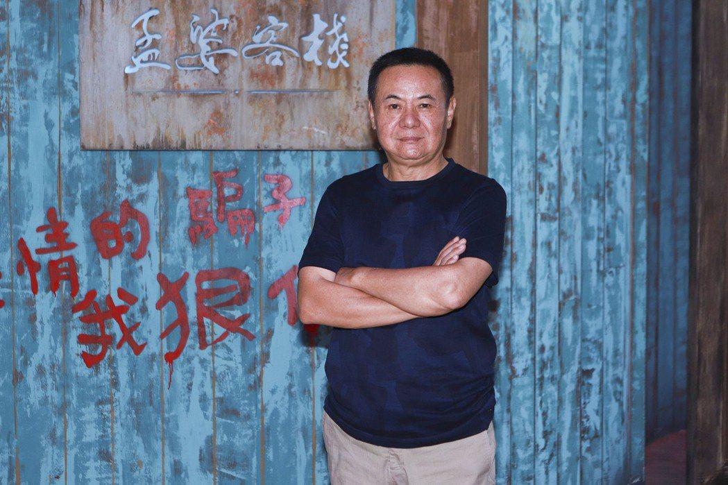 蔡振南演出「孟婆客棧」。圖/公視台語台提供