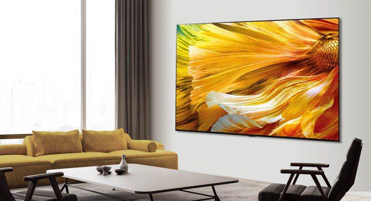 2021年LG QNED Mini LED電視,採用WebOS 6.0連網智慧系...