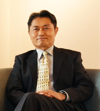 緯創軟體董事長暨執行長蕭清志說,無論身為企業公民或者一般人,都可以做些什麼來避免...