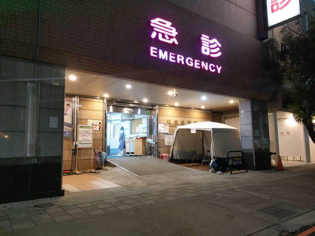 台視攝影師因和醫院保全發生衝突自請處份遭到網友痛罵台視,台視特在官網上發聲明。記