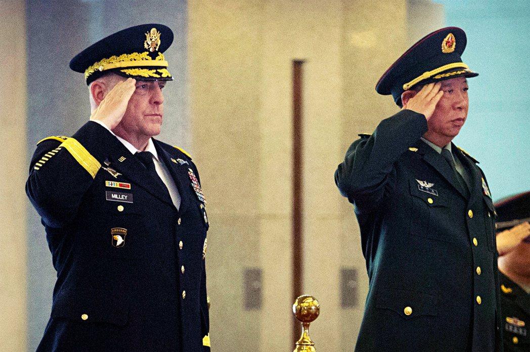 2018年上任的密利與2017年到職的李作成,不僅是兩軍參謀總部的核心人物,更也...