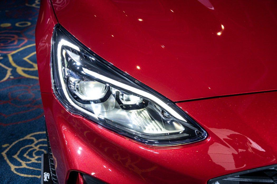 Dynamic LED智能動態照明系統。 圖/福特六和提供