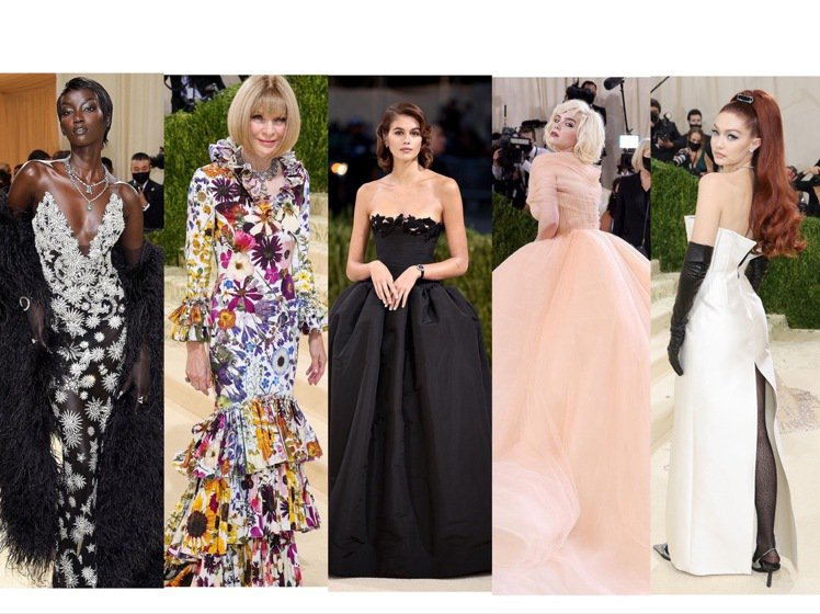 細數Met Gala優雅身影,多位女星都選穿了Oscar de la Renta...