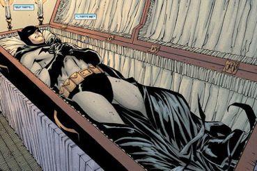 Masayo/蝙蝠俠的一千種死法:〈披風聖戰士怎麼了?〉的後設謎團