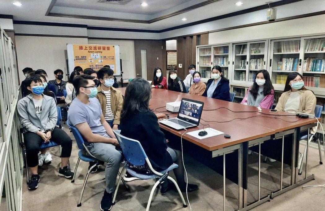 在疫情下,義大擅用資源為開拓學習平台,透過線上學術研習會,與多所國際學校交流。 ...