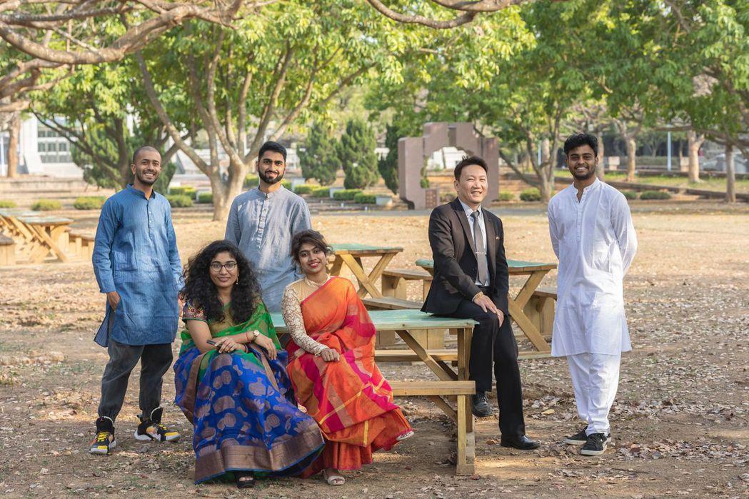 中正大學設立國家第一個在印度落地的「臺灣印度人工智慧海外科研中心」,也是台商前進...