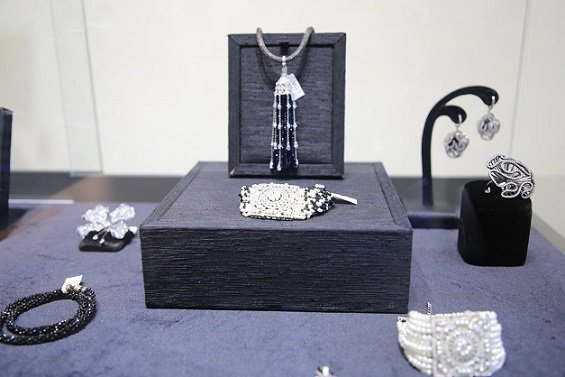 禪之寶&CHOU•周珠寶系列作品。 業者/提供