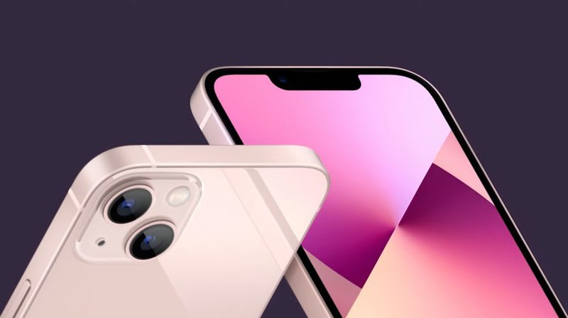 ▲iPhone 13、iPhone 13 mini揭曉