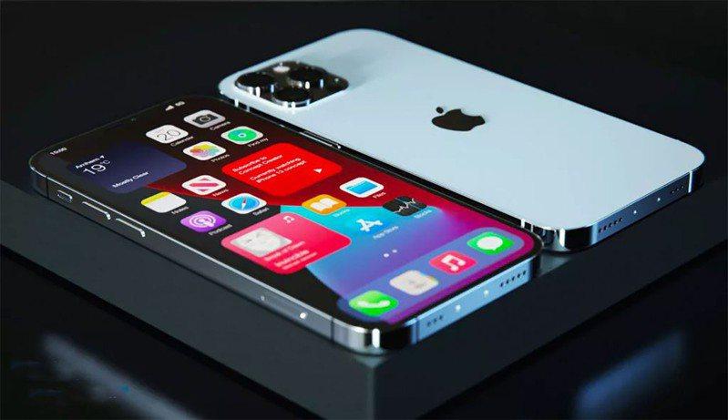 蘋果公司14日發表iPhone 13系列新手機。(取自網路)