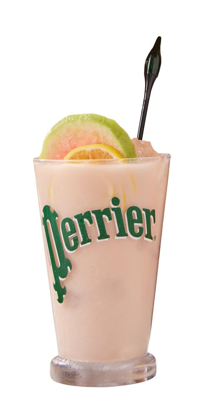 無酒精版Mocktail「舒果康樂隊(Pinky Mojo)」。圖/沛綠雅提供。