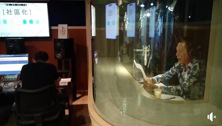 資深演員龍劭華昨天驚傳猝逝,震驚全台灣。蔡英文總統今天在臉書上悼念龍劭華,並曝光