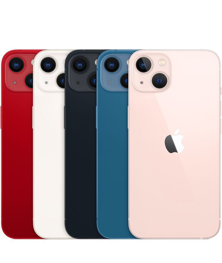 momo購物網9月17日晚上8點同步官網開放預購iPhone 13全系列新機。圖...