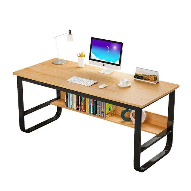 四尺工業風層架式電腦桌,PChome 24h購物即日起至10月13日特價1,19...