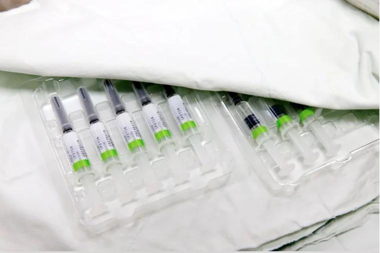 台大將啟動莫德納混打高端疫苗試驗,若順利預計下周開打。圖/本報資料照