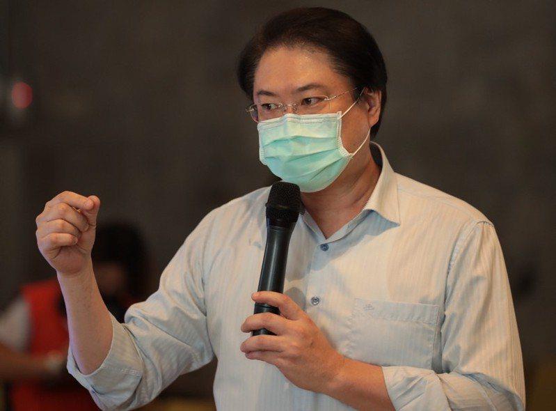 基隆市長林右昌今天表示,基隆捷運已經是升級版,台北市長柯文哲提到580億元的數字,他從來沒聽說過。圖/基市府提供