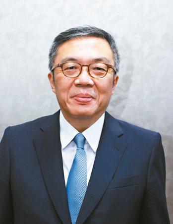 證券商公會理事長賀鳴珩 (本報系資料庫)