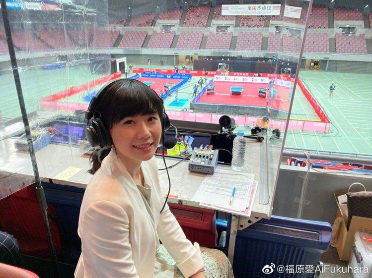 福原愛遭日媒爆料下一步是「搶回小孩」。 圖/擷自weibo。