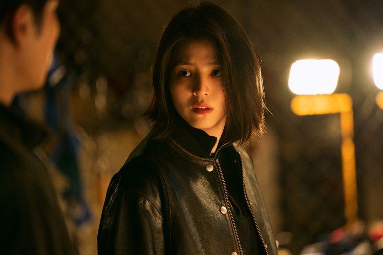 韓韶禧在新劇中將成為復仇者。圖/NETFLIX提供