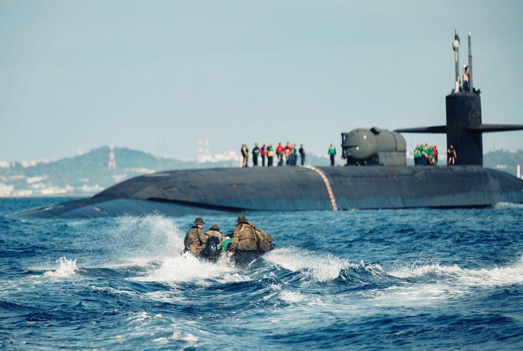 美國總統拜登宣佈重要政策:美國將輸出「核子潛艇動力技術」,供澳洲升級「潛艇國造」...