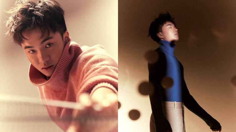 林昀儒近日受時尚雜誌《GQ》邀請拍攝一系列的宣傳照,突破以往風格引粉絲暴動。 取自林昀儒IG