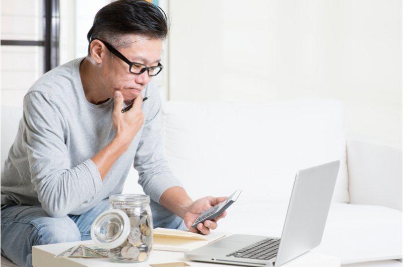 申請勞保老年給付前可要先確定符合3大條件,目前共有3種請領方式。 圖/shutt...