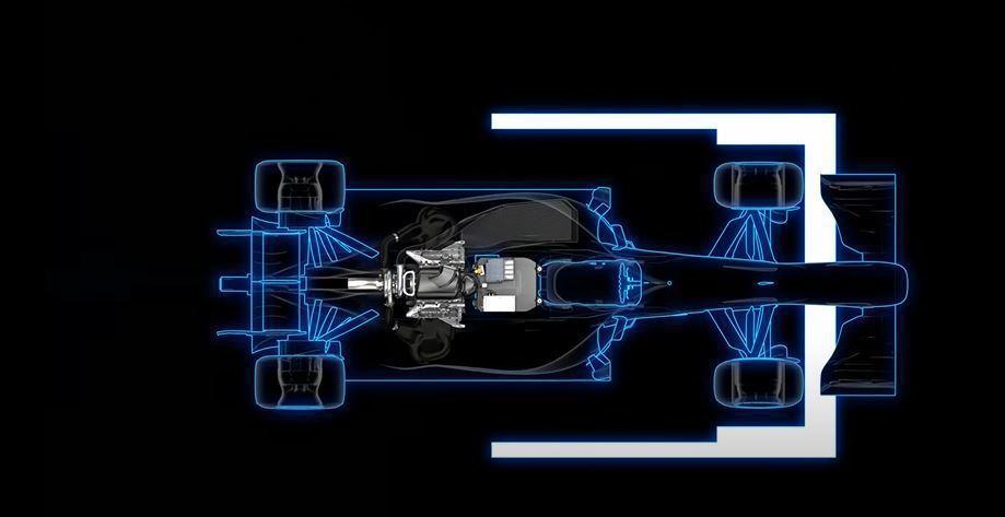 F1已經採用了混合動力技術,未來或許會大量使用生物燃料。 摘自Renault S...