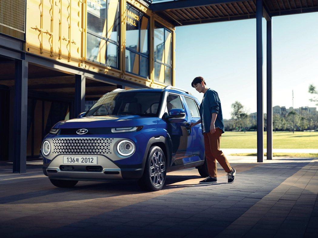 全新Hyundai Casper預購首日收穫18,940張的訂單,使其成為現代汽...