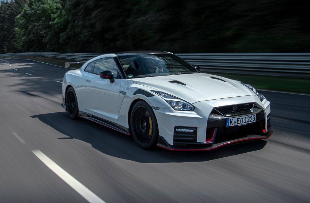 Nissan GT-R仍然是網路上討論度最高的車款。 摘自Nissan
