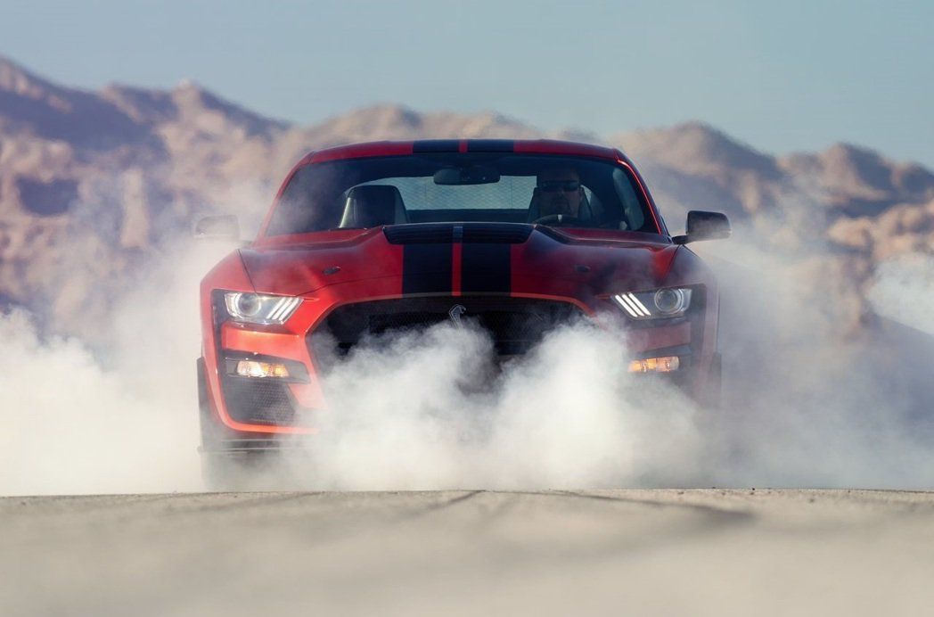 Ford Mustang討論度位居第二。 摘自Ford