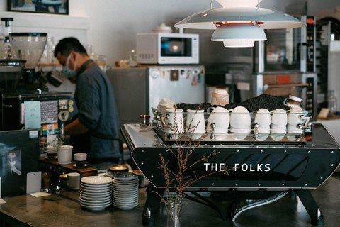 The Folks店主子淇。 圖/胡士恩攝影