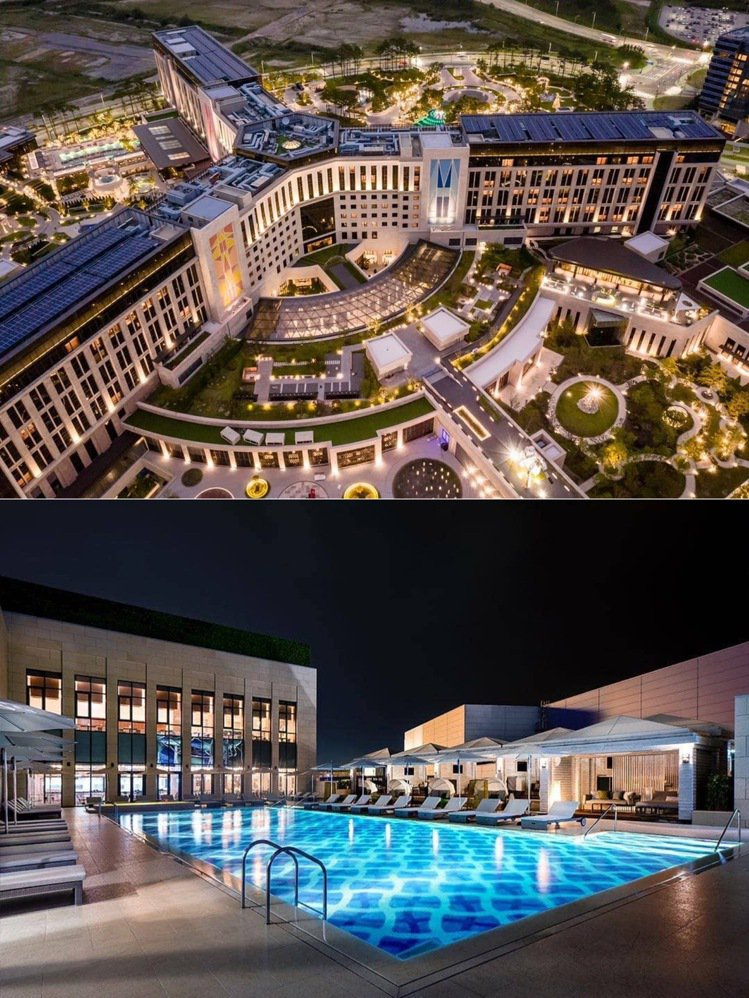 Paradise Hotel & Resort只是Paradise Ci...