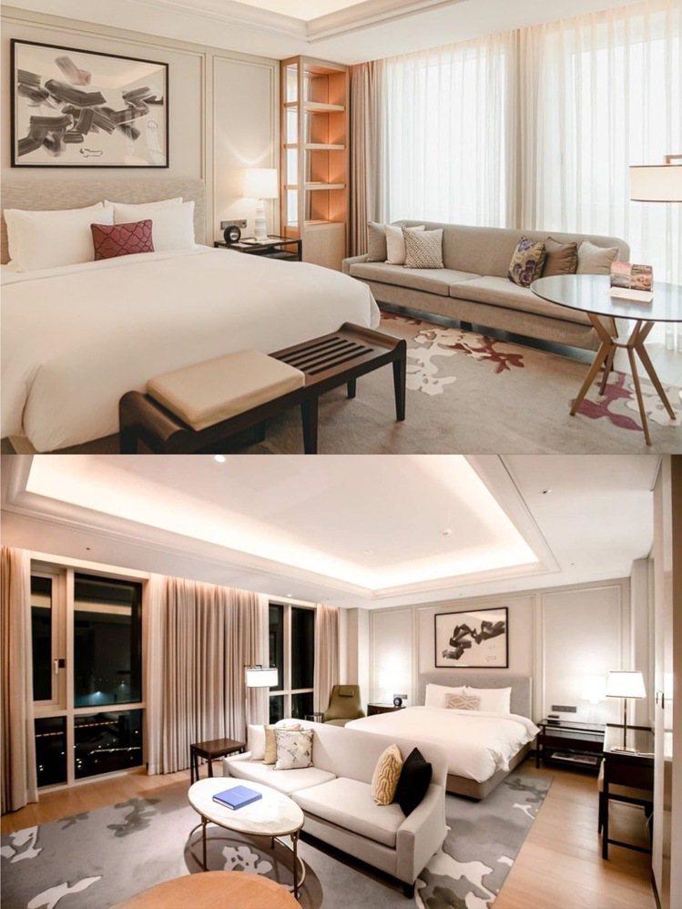 Paradise Hotel & Resort大約有3種房型。圖/皆取自...