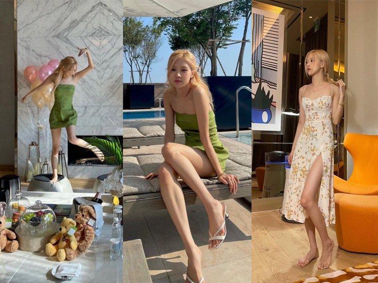 Rosé日前在首爾Paradise City酒店度假,網友注意到住宿的價格相當奢...