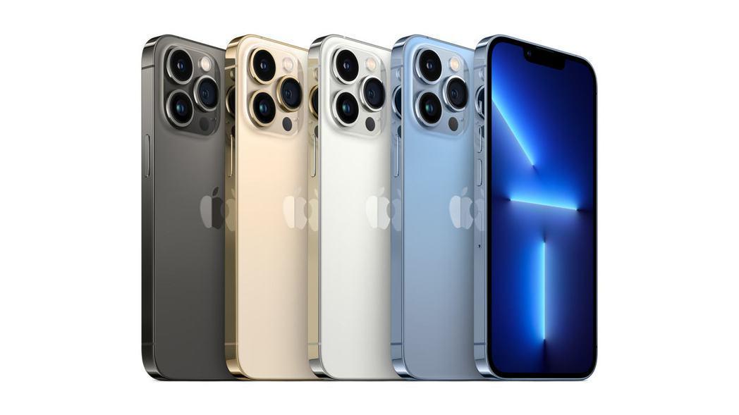 iPhone 13和iPhone 13 mini有粉紅、(PRODUCT)RED...