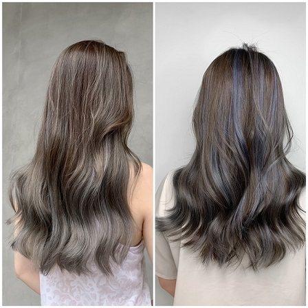 Highlight指的是與整體髮色比起來更亮的挑染顏色,Lowlight指的是與...