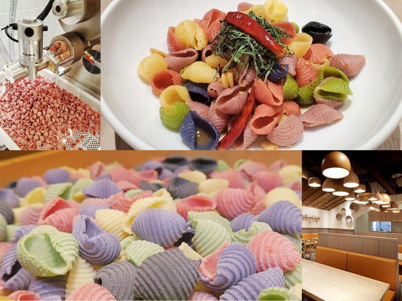 ▴來自日本靜岡Beppin Pasta,即將搶攻饕客的心與胃。(圖片來源:吳丁江攝影)