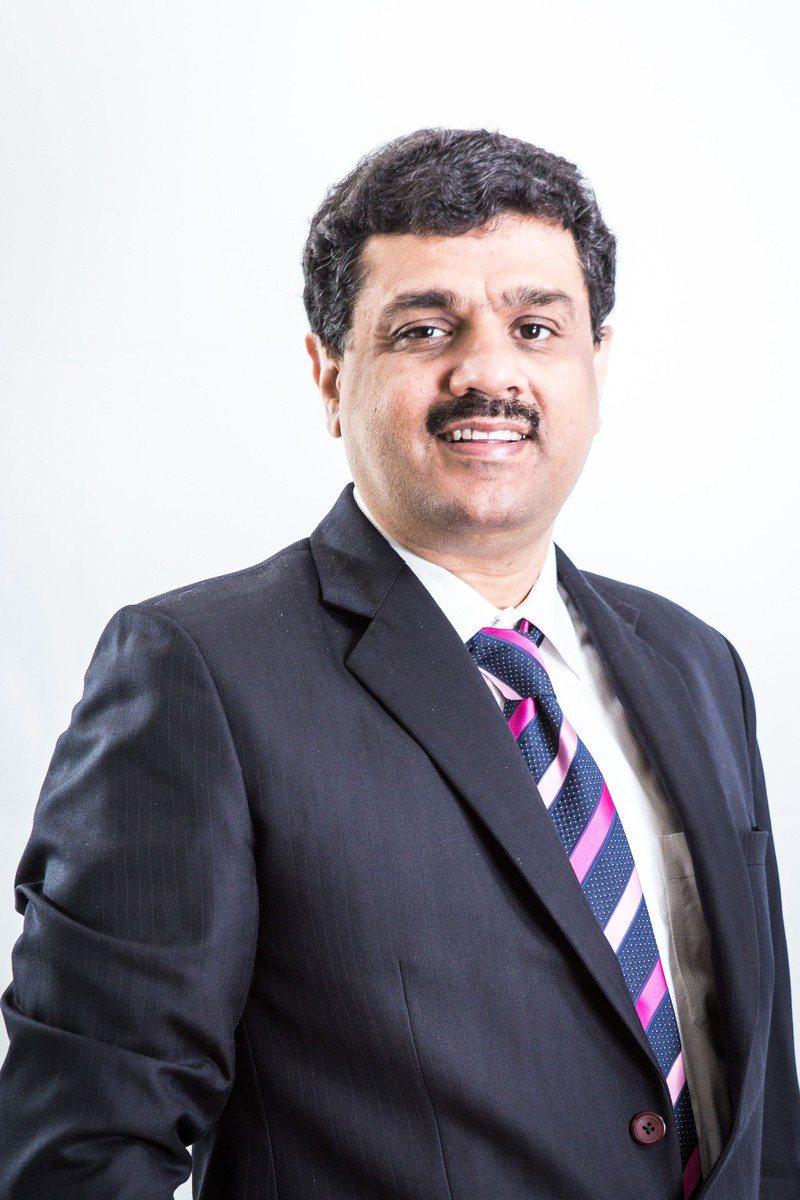 富蘭克林坦伯頓新興市場股票團隊全球新興市場暨小型股策略總監-伽坦‧賽加爾(Chetan Sehgal)(富蘭克林投顧/提供)