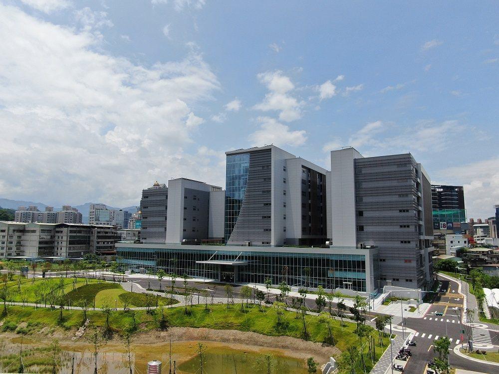 新店寶高產業園區預計11月將正式啟用,未來可提供1萬多個就業機會。圖/新北市經發...