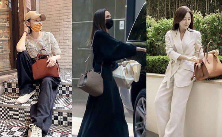 義大利時尚品牌Loro Piana最近新推出一款線條流暢柔美的Sesia包,受到...
