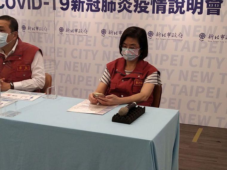 新北衛生局長陳潤秋認為這次幼兒園負責人確診狀況實屬罕見,會把相關情況反映給中央。...